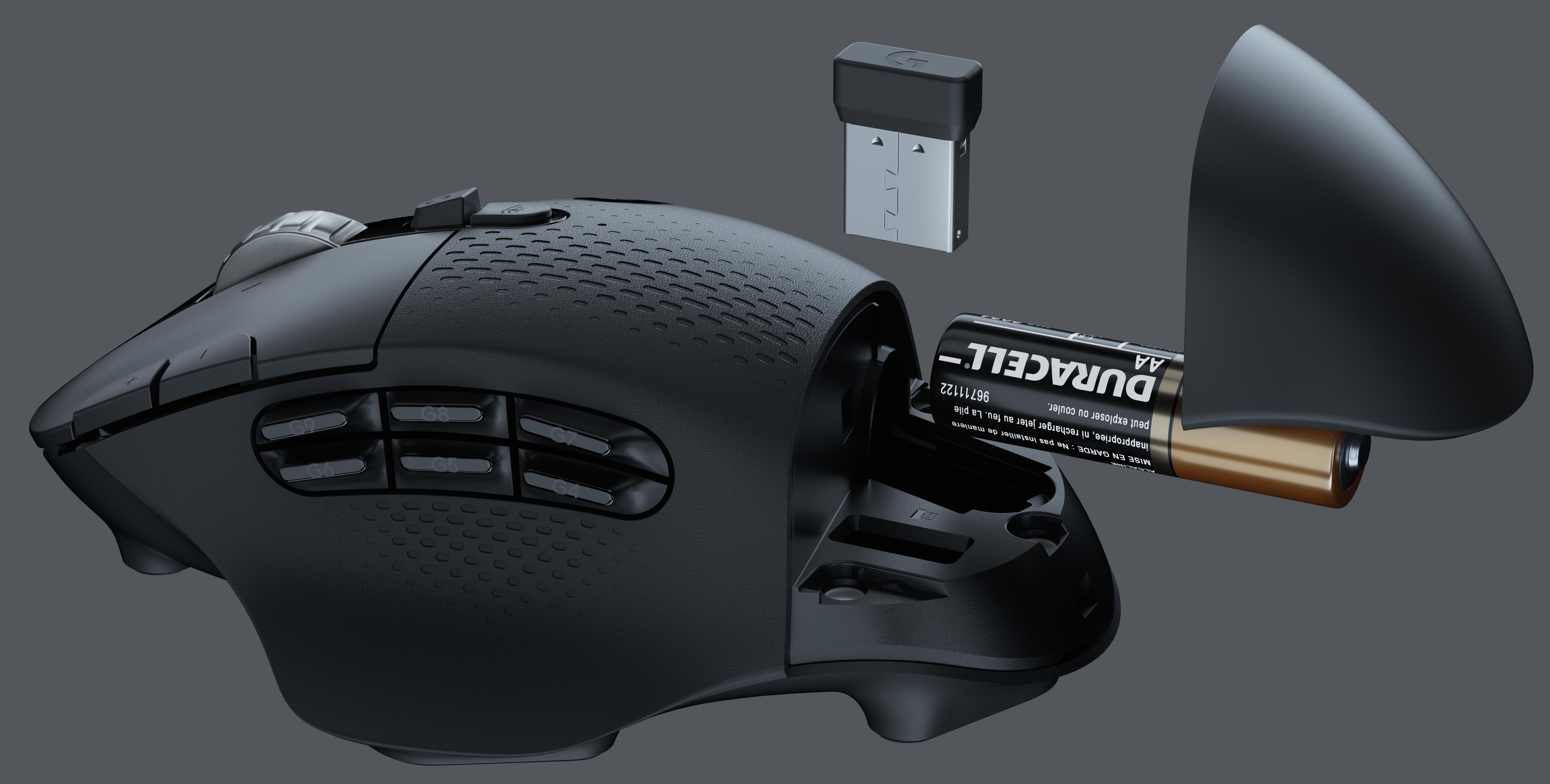 Logitech Unveils G604 Lightspeed Wireless Gaming Mouse 15