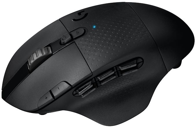 Logitech Unveils G604 Lightspeed Wireless Gaming Mouse: 15 Programmable Controls