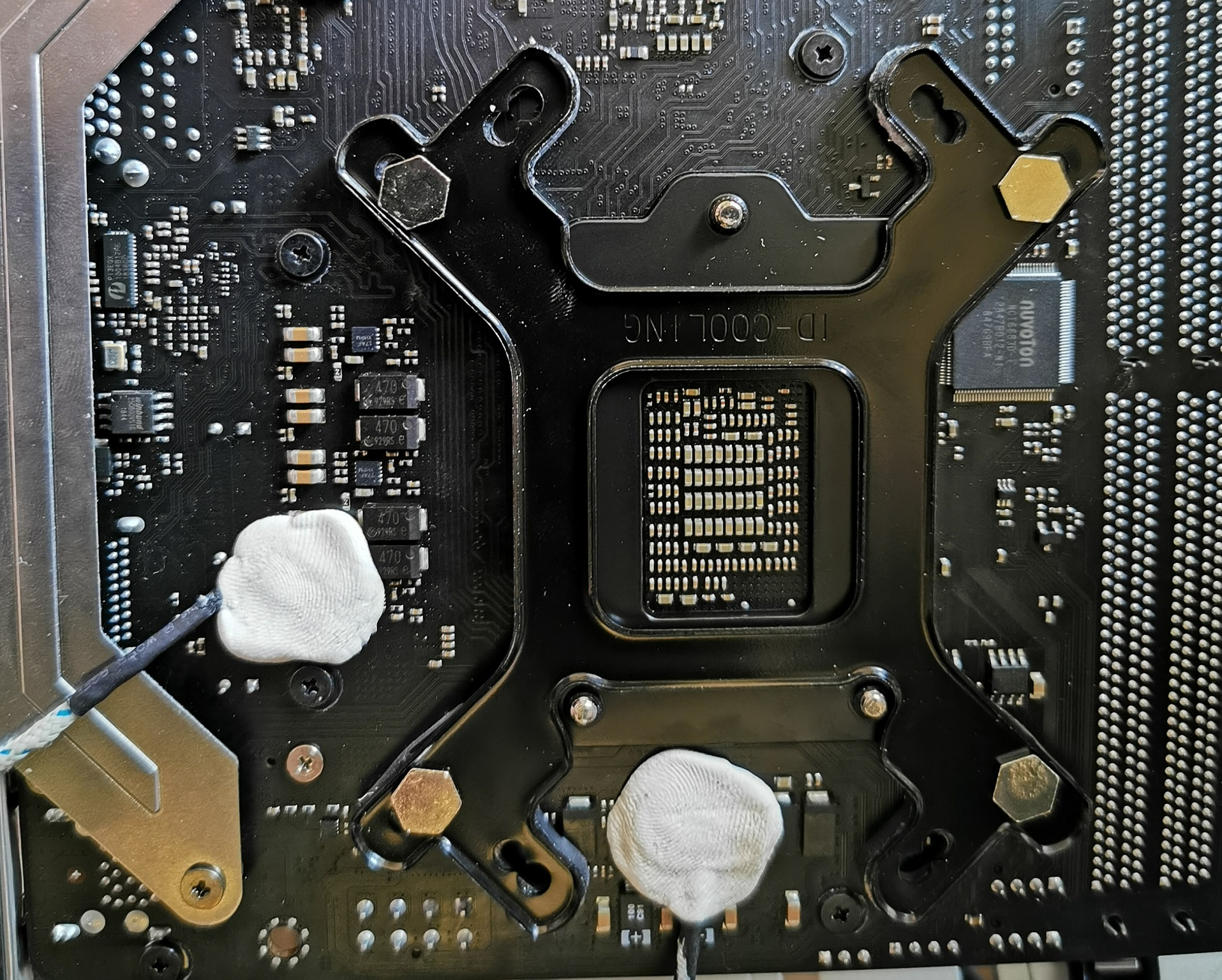 Asrock cpu temp monitor