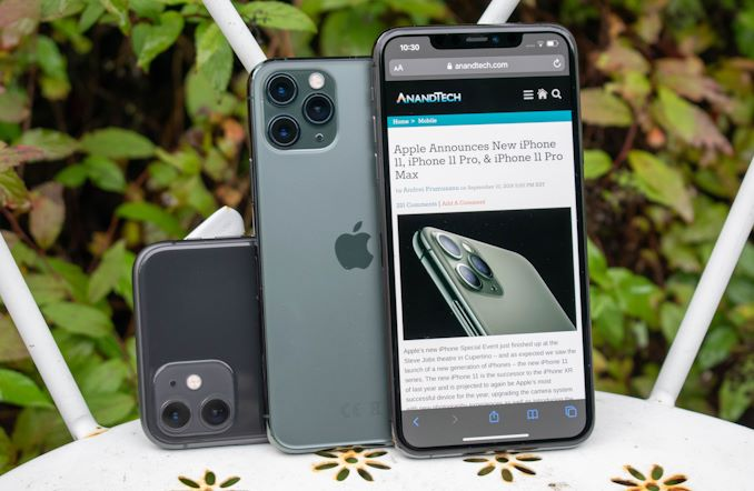 The Apple iPhone 11, 11 Pro \u0026 11 Pro Max Review Performance