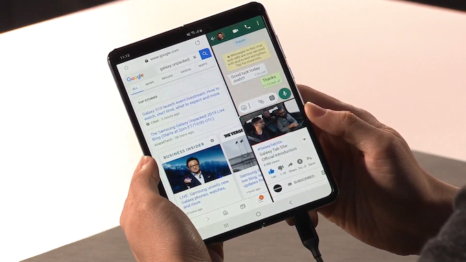 Samsung will replace your first broken Galaxy Fold display for $149