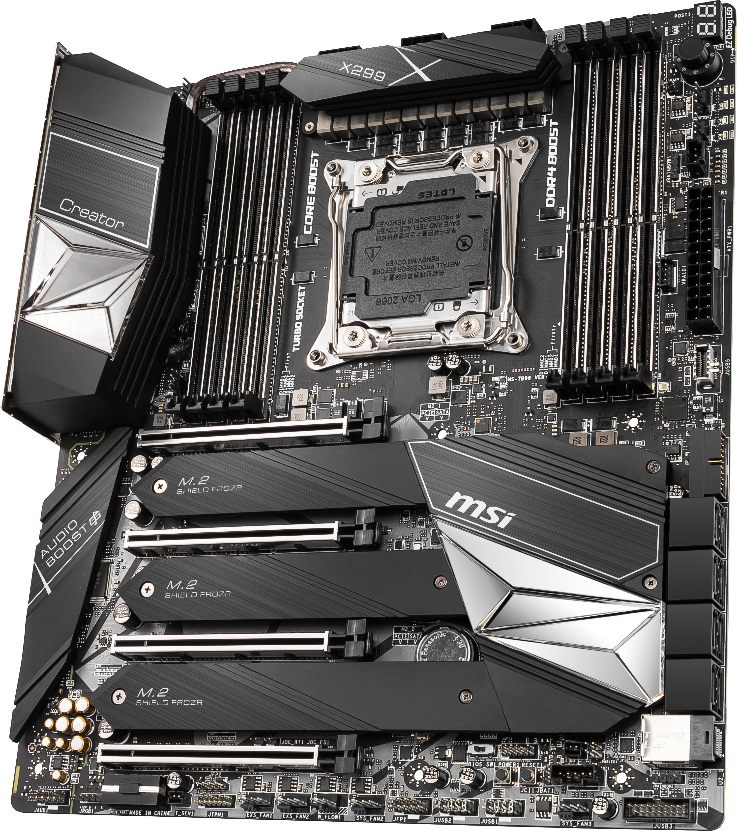 MSI's Motherboard Refresh for Cascade: Three New