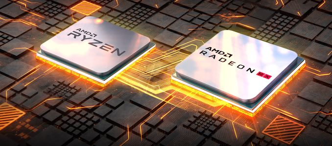 AMD Ryzen 3750H و Radeon RX 5500M 1