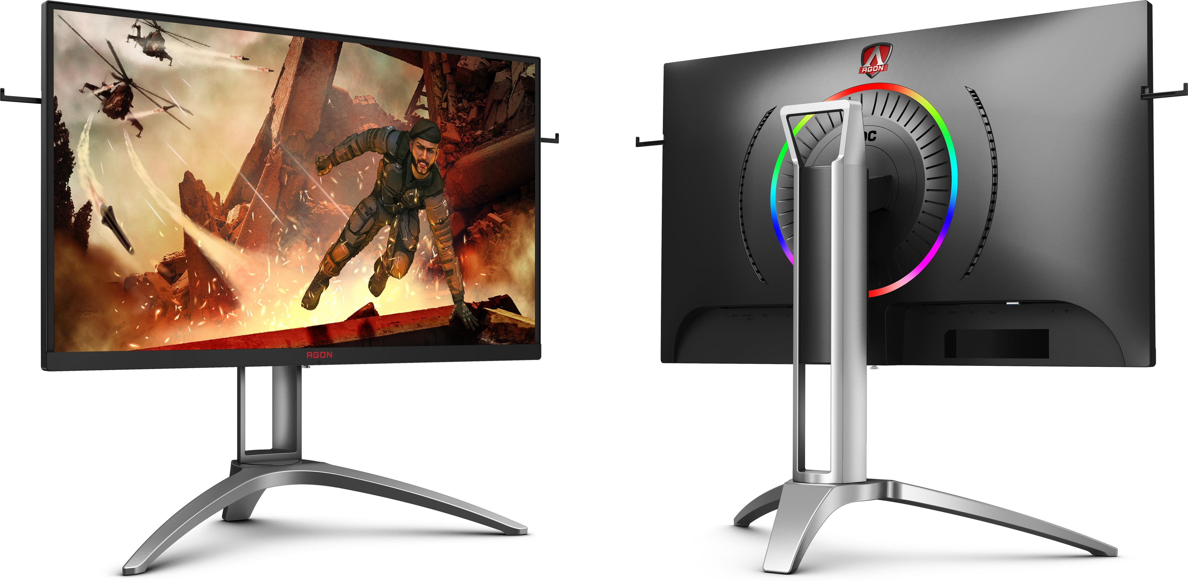 AOC Reveals Agon AG9QX: A 9-Inch 9 Hz FreeSync 9 Monitor