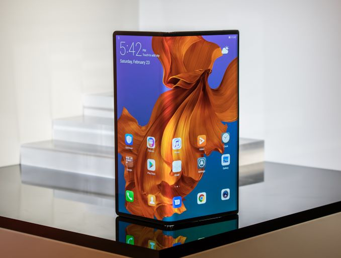 The Foldable Huawei Mate X: Coming to China on November 15th for ~$2074