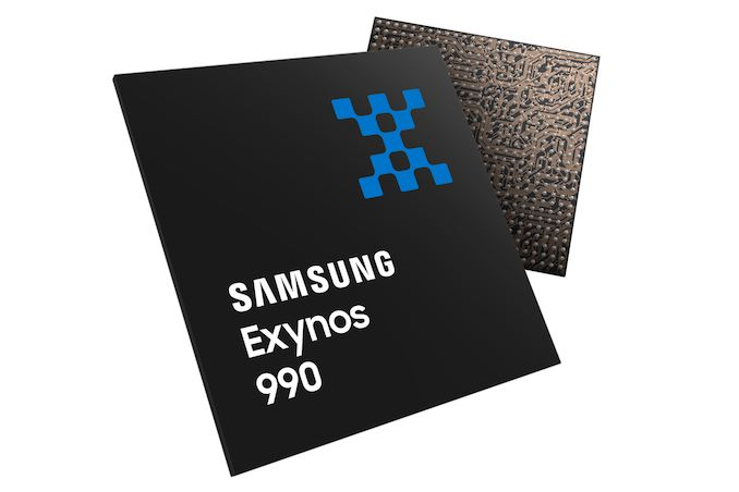 Samsung Announces Exynos 990 SoC, Supports up to 120Hz refresh rates