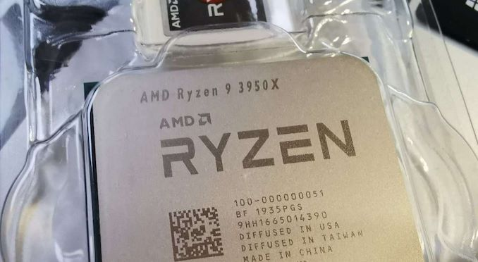 The Amd Ryzen 9 3950x Review 16 Cores On 7nm With Pcie 4 0