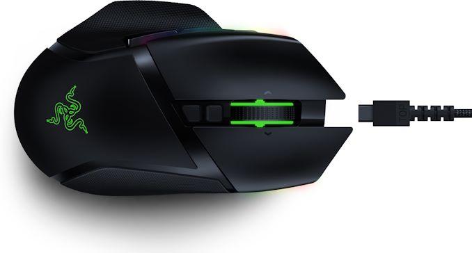 Razer از ماوس بی سیم Ultimate Basilisk رونمایی کرد: 20،000 DPI و Low Lag   - لپ تاپ استوک