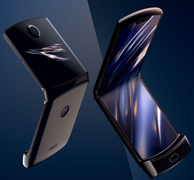Motorola Brings Back The Razr: Flip-Phone In 2020