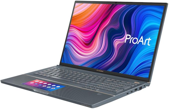 ASUS Releases ProArt StudioBook Pro X: 17-Inch Workstation With Xeon & Quadro