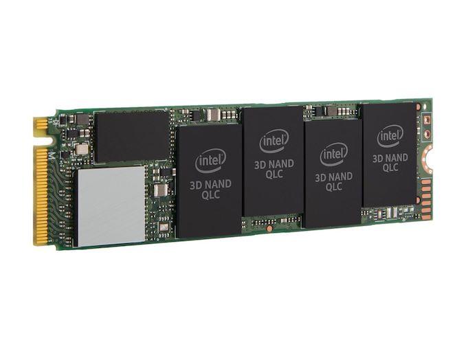Best Sata Ssd 2020.Intel Releases Ssd 665p Second Gen Qlc