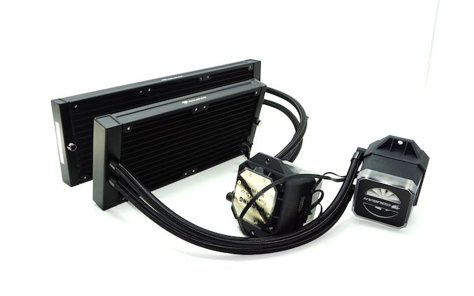 The Cougar Helor 240/360 AIO Coolers - The Cougar Helor 240