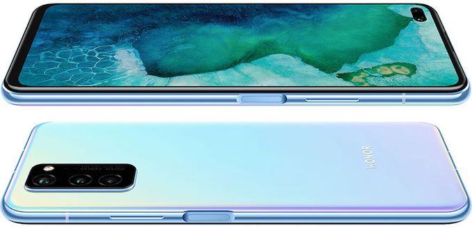 Honor ra mắt điện thoại thông minh View30 5G: 6.57-inch, Kirin 990, 40MP 1
