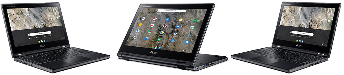 Acer Launches Rugged Chromebook Spin 311 An 11 6 Inch Amd A4 Based 2 In 1