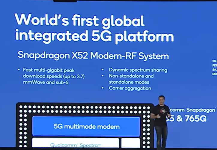 Qualcomm Announces New Snapdragon 865, Snapdragon 765 Chipsets
