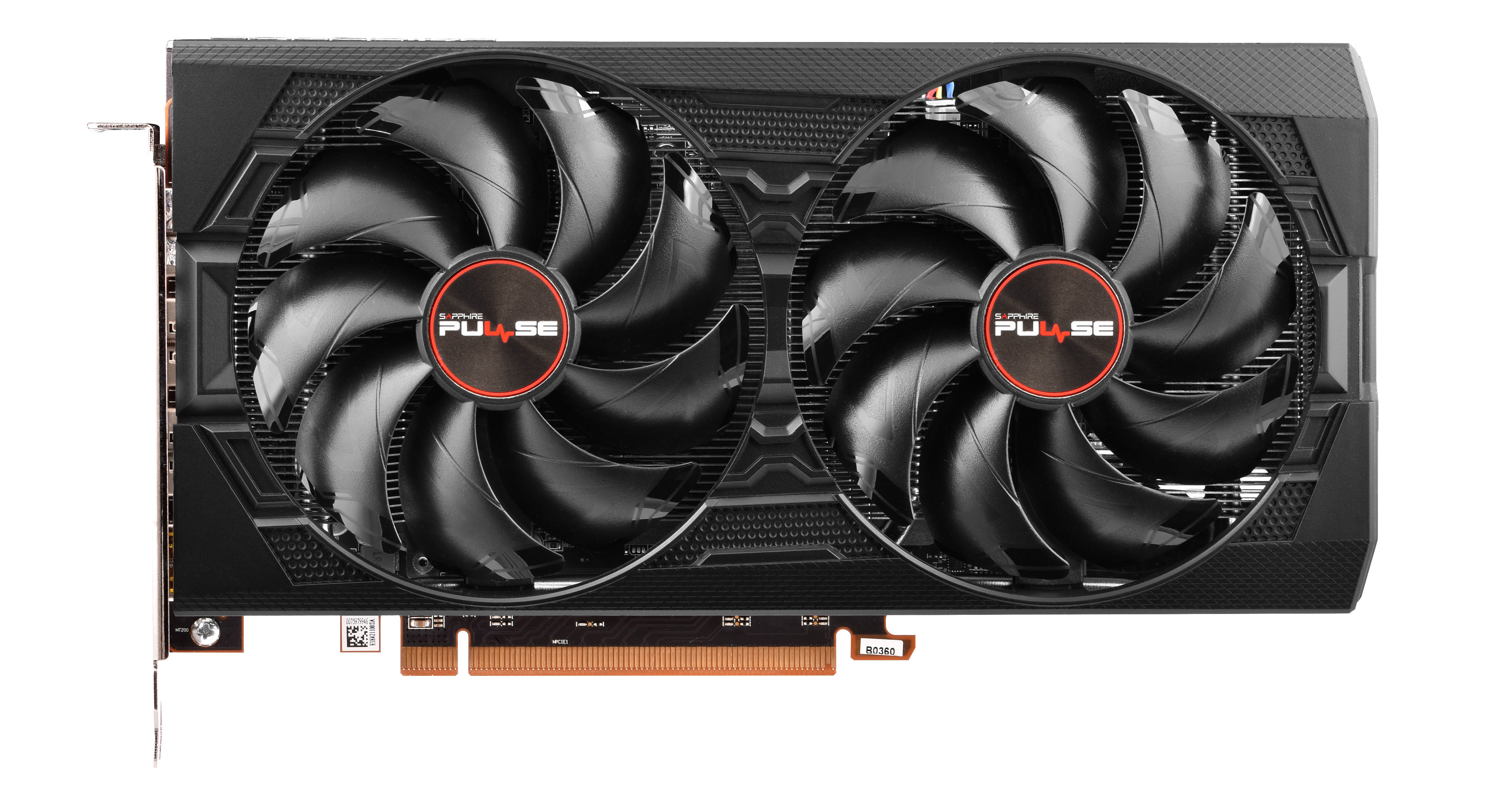 Image result for Sapphire Pulse Radeon RX 5500 XT (1080p)