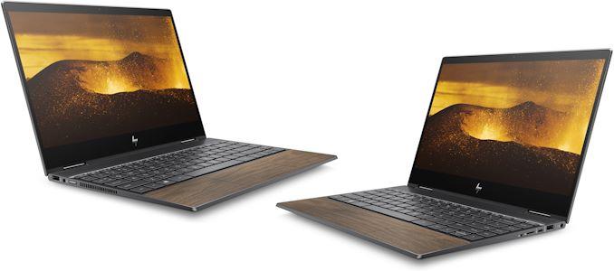 HP Envy x360 13 Wood Edition w / AMD Ryzen متوفر الآن 2