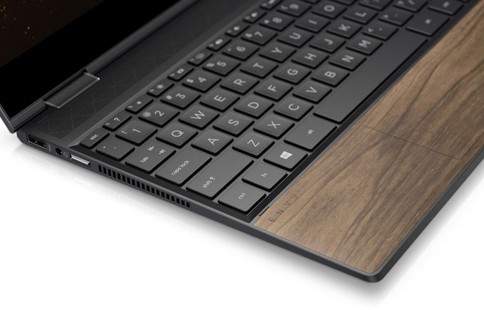 HP Envy x360 13 Wood Edition w / AMD Ryzen متوفر الآن 1