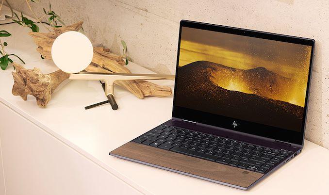 HP Envy x360 13 Wood Edition w / AMD Ryzen متوفر الآن 5