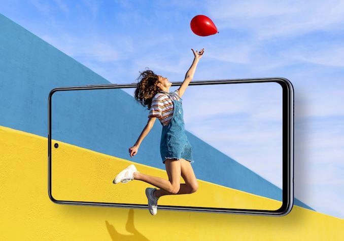 Samsung paljastaa Galaxy A51 ja Galaxy A71-keskitason älypuhelimet: 6.5 / 6.7 Tuumaa pitkä ja neljän yksikön kamerat