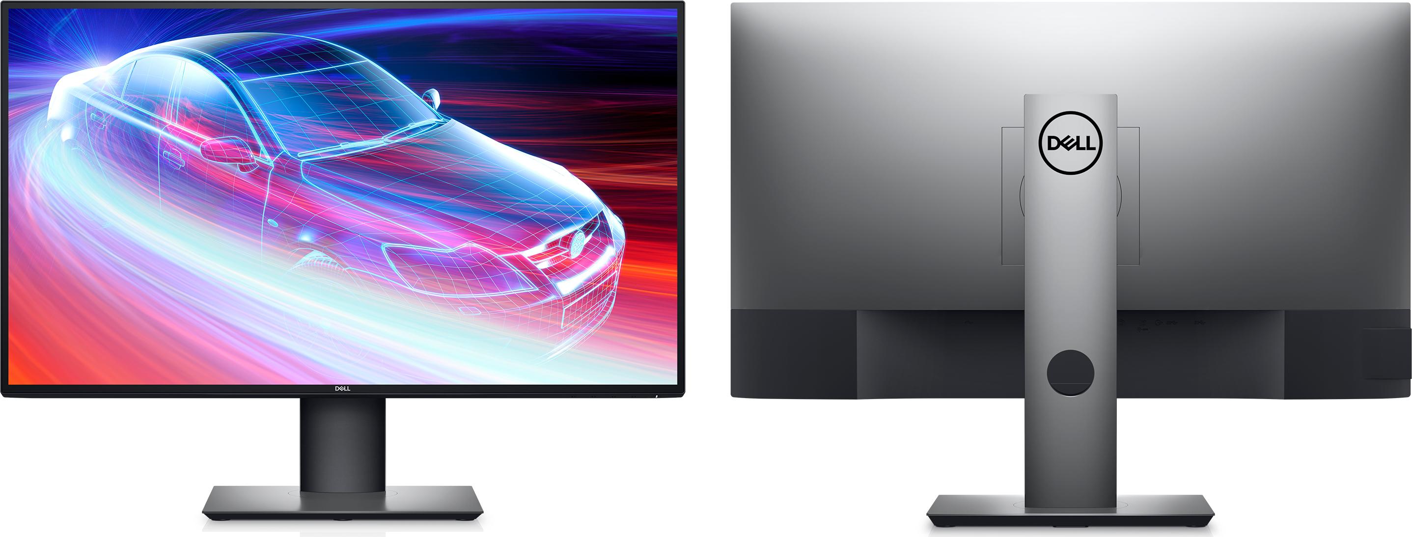 CES 2020: Dell's New UltraSharp U2520Q & U2720Q USB-C Monitors for ...