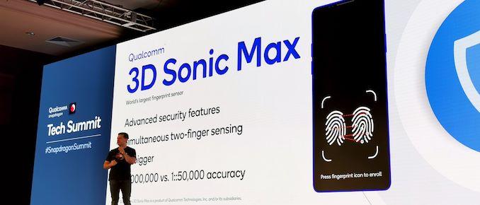 Este sensor inteligente de impressão digital recebe dois polegares (para cima)