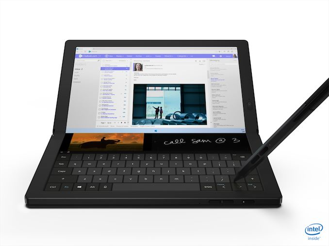 Image result for ThinkPad X1 Fold