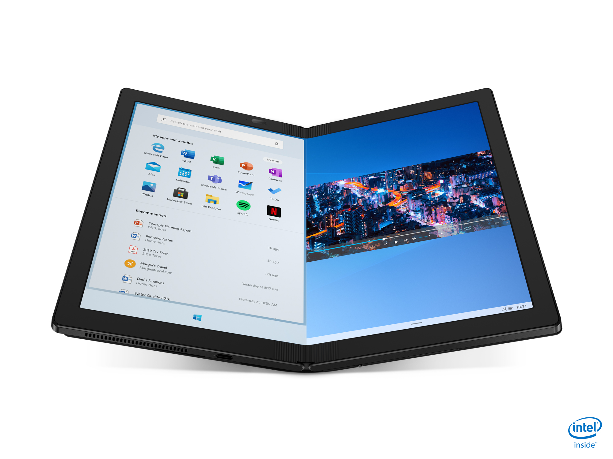 Lenovo Joins Foldable PC Party With New ThinkPad X1 Fold Device
