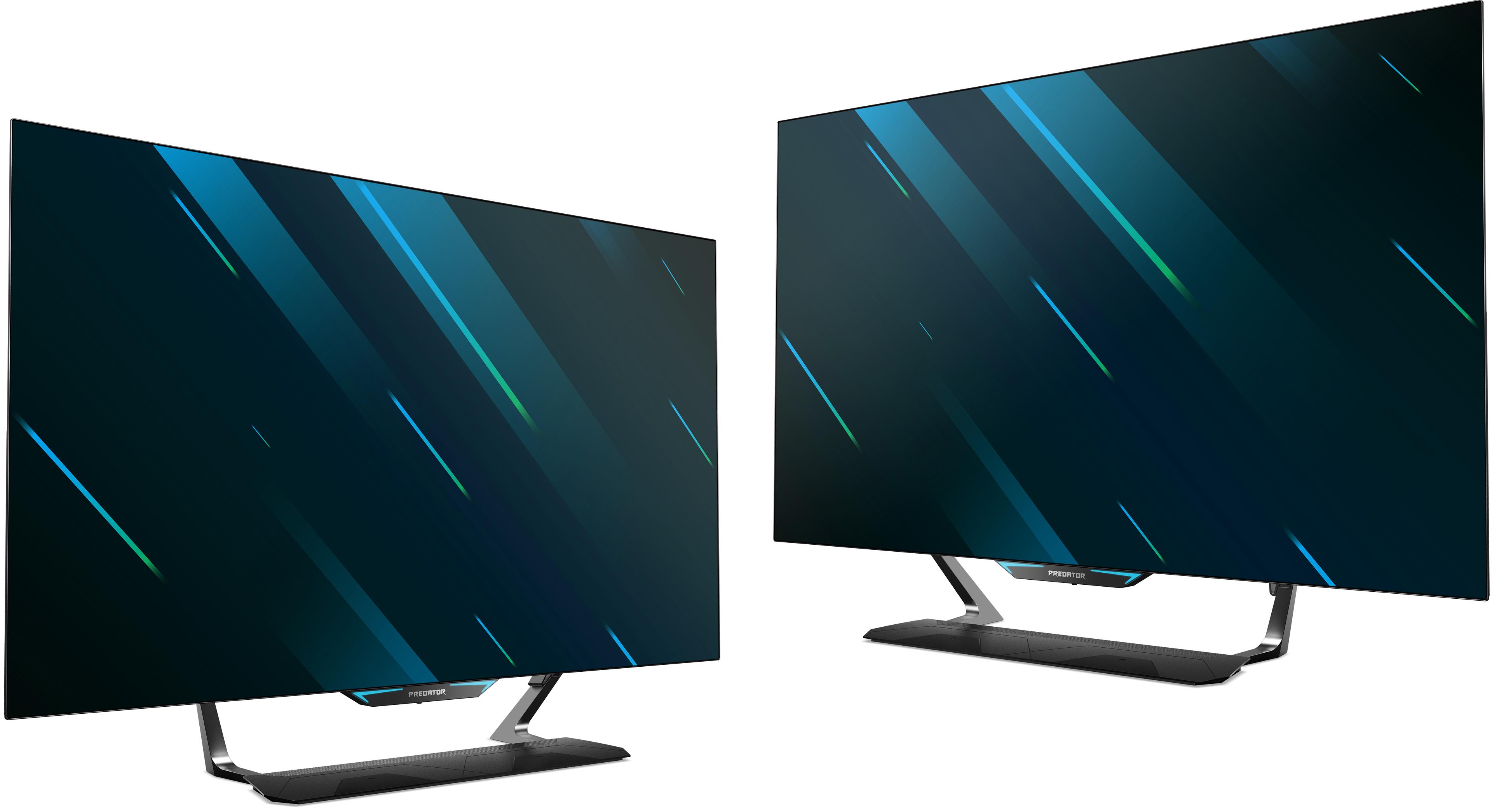 Acer announces three Predator gaming monitors at CES 2020