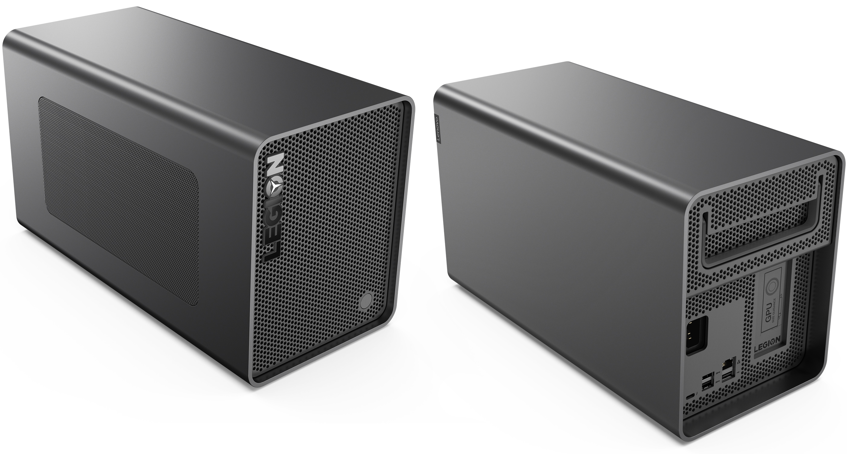 CES 2020: Lenovo Legion Y740s gaming laptop and Legion BoostStation eGPU announced