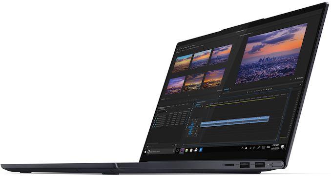 لينوفو تطلق Yoga Slim 7 بحجم 14 بوصة مع بحيرة ثلجية ووحدة معالجة رسومات منفصلة 4