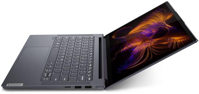 لينوفو تطلق Yoga Slim 7 بحجم 14 بوصة مع بحيرة ثلجية ووحدة معالجة رسومات منفصلة 5