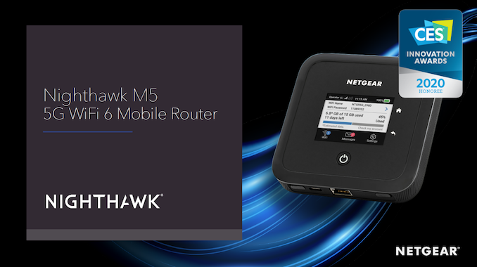 NETGEAR announces Nighthawk Mesh WiFI system with Wi-Fi 6 support