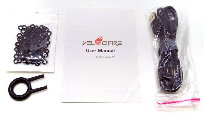 بررسی صفحه کلید مکانیکی بی سیم Velocifire VM02WS: خارش خراش را برای طاقچه های اداری   - لپ تاپ استوک