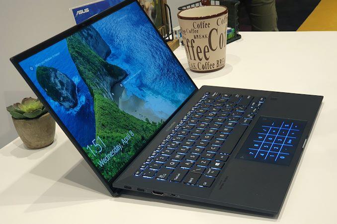 CES 2020: ASUS lanza el proyecto Athena ExpertBook B9450 ultraligero 14 Pulgadas 6