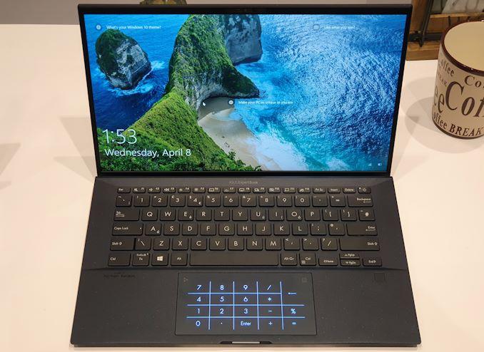 CES 2020: ASUS lanza el proyecto Athena ExpertBook B9450 ultraligero 14 Pulgadas 1