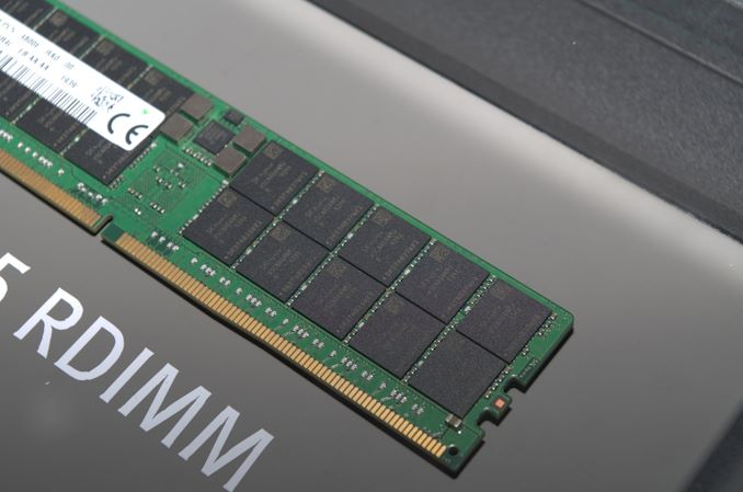 در اینجا & # 039؛ s برخی DDR5-4800: دست در نگاه اول به DRAM ژنرال بعدی   - لپ تاپ استوک