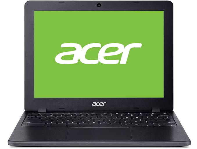 Acer Launches Chromebook 871/Chromebook 712: Intel's Comet Lake Inside