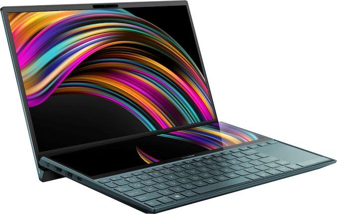 ASUS تكشف عن الكمبيوتر الدفتري ZenBook Duo UX481 ثنائي الشاشة 2
