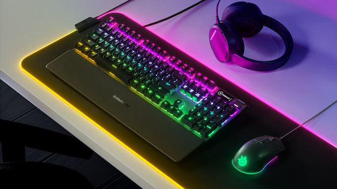 SteelSeries Launches Low-Cost Gaming Peripherals With The Rival 3 Gaming Mouse, Apex 3, and Apex 5 Gaming Keyboards