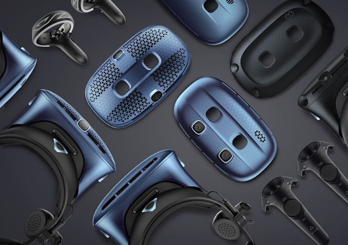 HTC Expands Vive Cosmos VR Family Offerings