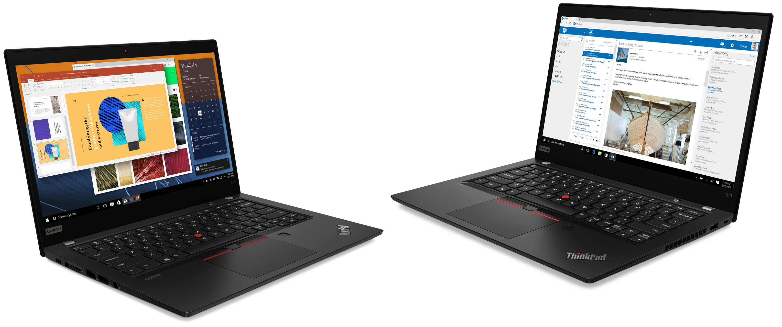 Slim, Powerful, Aggressive Pricing: New Lenovo ThinkPad X13