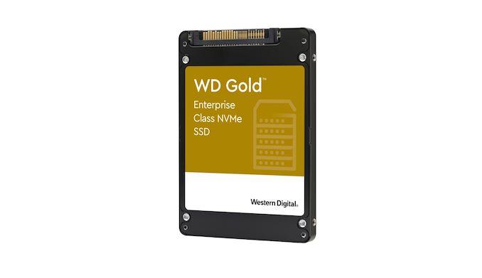 Image result for WD Gold NVMe SSD