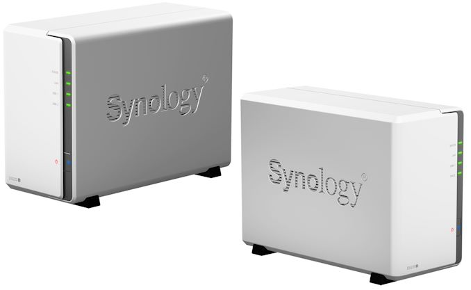 Synology Unveils DiskStation DS220j Dual-Bay NAS: A Basic NAS For the Home
