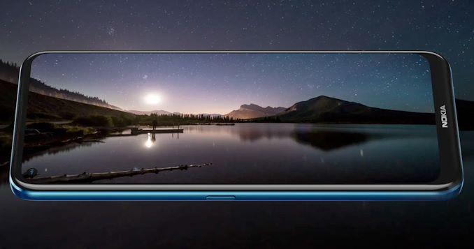Nokia telefonu 8.3 Kamera ilə 5G 4-Modul 2