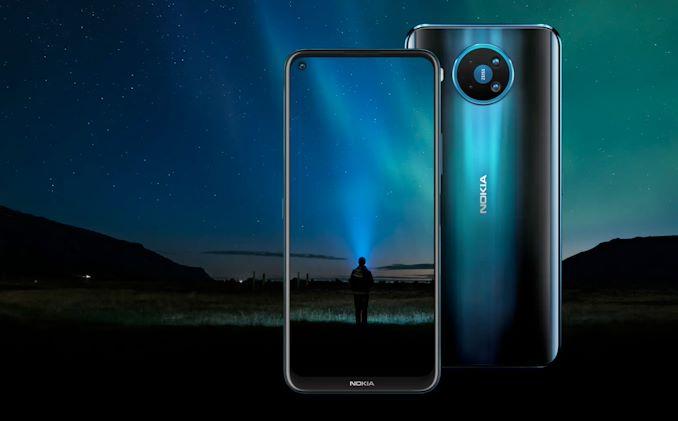 Nokia telefonu 8.3 Kamera ilə 5G 4-Modul 4