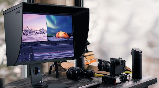 تكشف BenQ النقاب عن SW321C: شاشة احترافية مقاس 32 بوصة مع نطاق ألوان عريض و USB-C 4