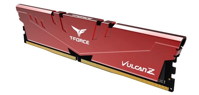 TeamGroup ماژول های 32 گیگابایتی T-Force Vulcan Z و Dark Z DDR4 را اعلام کرد   - لپ تاپ استوک