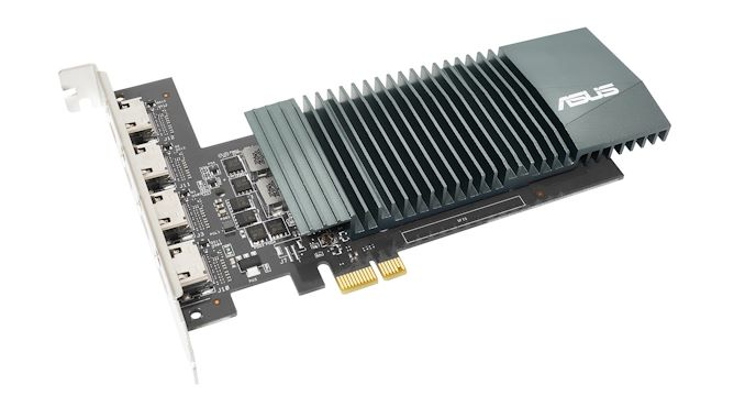 Nvidia Geforce Gt710 2gb Gddr5 Graphics Card