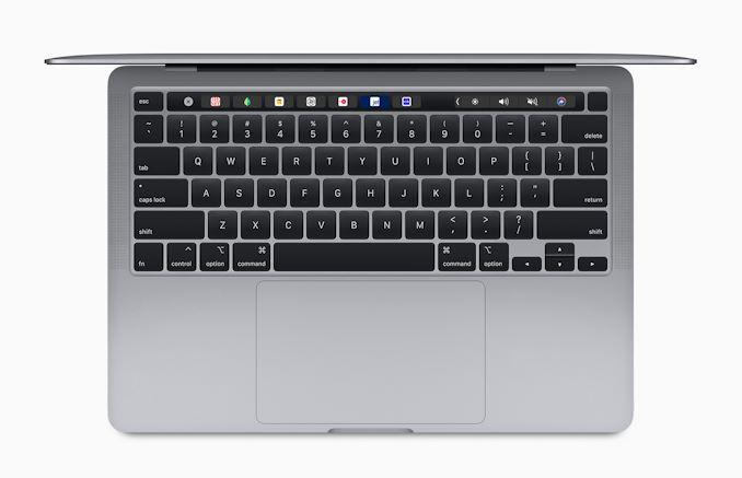 """اپل راه اندازی جدید 13 """"مک بوک حرفه ای: صفحه 10th Ice Lake و صفحه کلید قیچی جدید   - لپ تاپ استوک"""